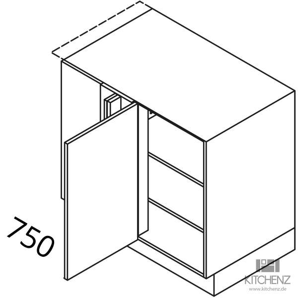 Nolte Küchen Eckschrank UEEAD110-65MS-L