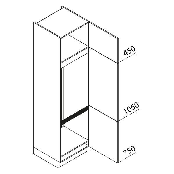 Nolte Küchen Hochschrank Geräteschrank GKG225-159