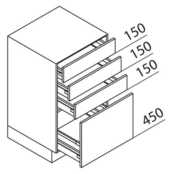 Nolte Küchen Unterschrank UAS90-90-60