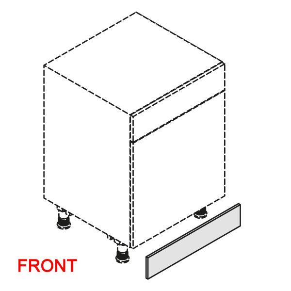Nolte Küchen Frontsockel SOB (180 cm)