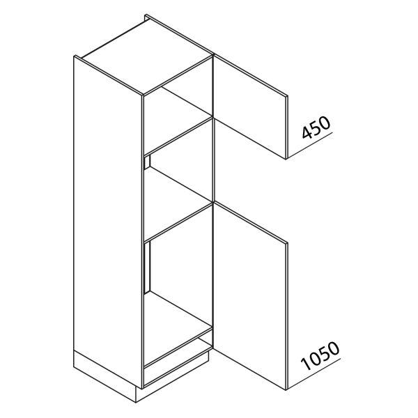 Nolte Küchen Hochschrank Geräteschrank GKB210-88-3