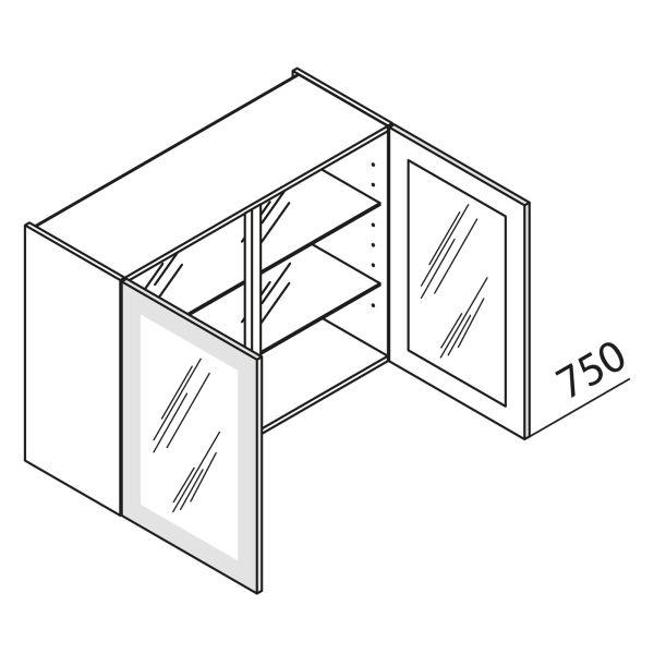Nolte Küchen Hängeschrank mit Glastür DS HVDS80-75