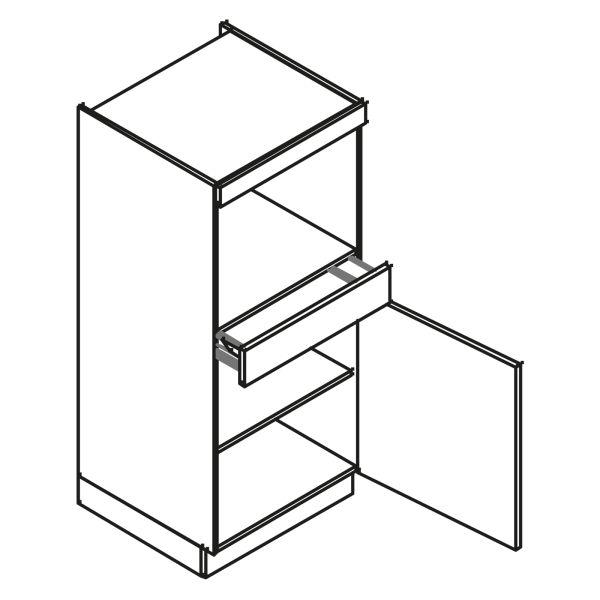 kitchenz k1 Geräteschrank DGO10-MS