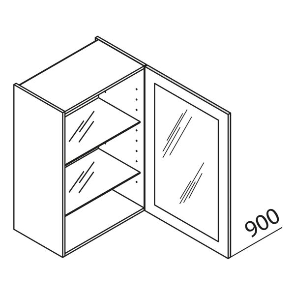 Nolte Küchen Hängeschrank mit Glastür DE HVDE45-90