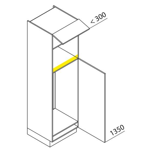 Nolte Küchen Hochschrank Geräteschrank GKB210-123-4
