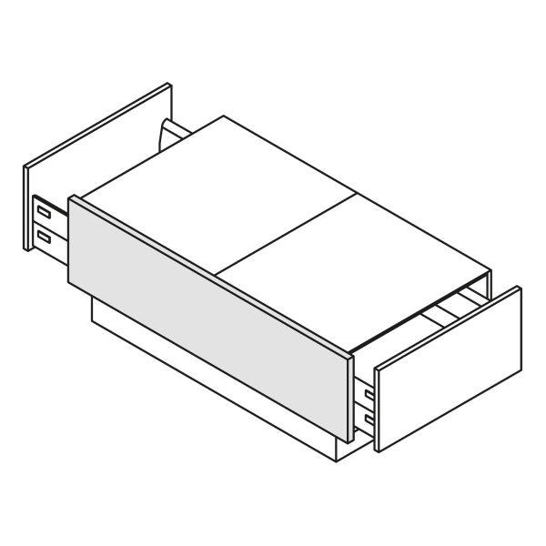 Nolte Küchen Unterschrank Wange Korpushöhe W16-ZE30-120