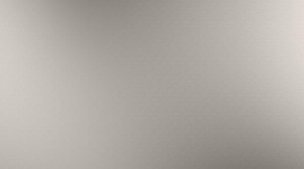 Nolte Küchen Arbeitsplatte Edelstahl-Optik (EST)