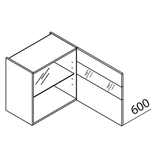 Nolte Küchen Hängeschrank mit Glas HVQ60-60