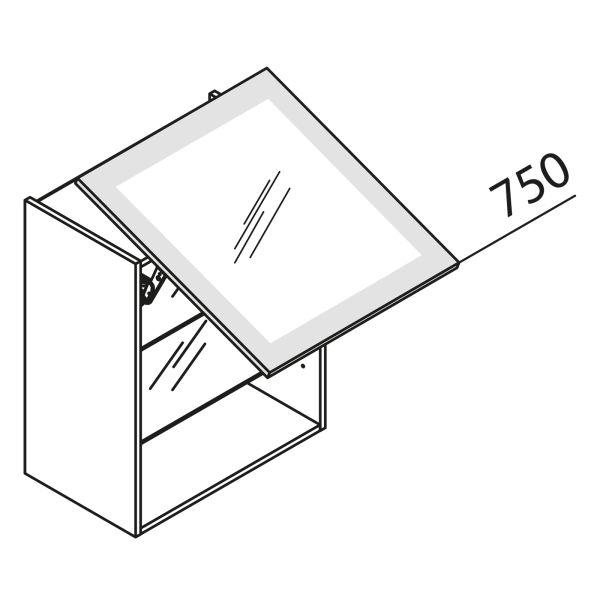 Schwebeklappenschrank HLDS100-75