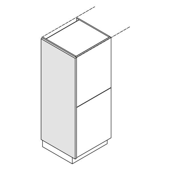 Nolte Küchen Hochschrank Wange Korpushöhe W5-ZE150-60