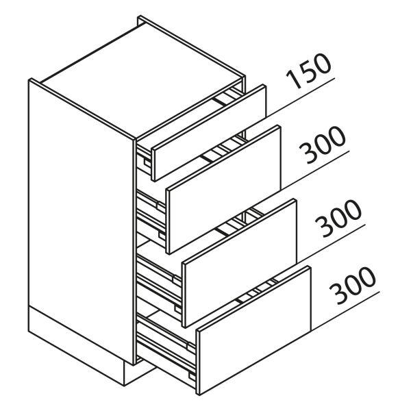 Nolte Küchen Hochschrank VAK40-105