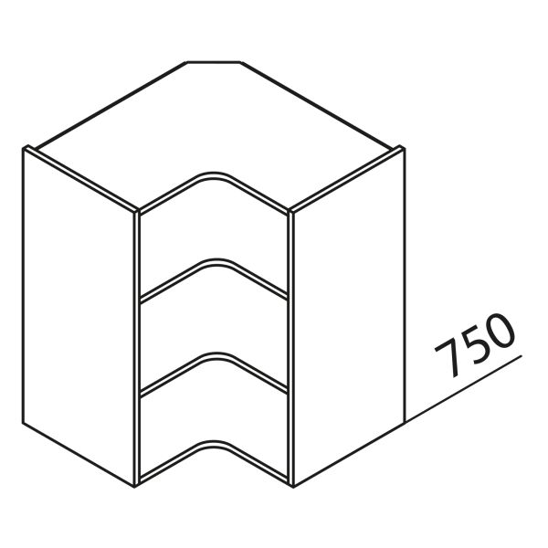 Eck-Wandregal HER65-75