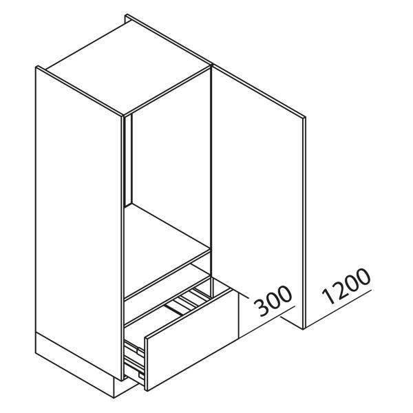 Nolte Küchen Hochschrank Geräteschrank GKA150-103