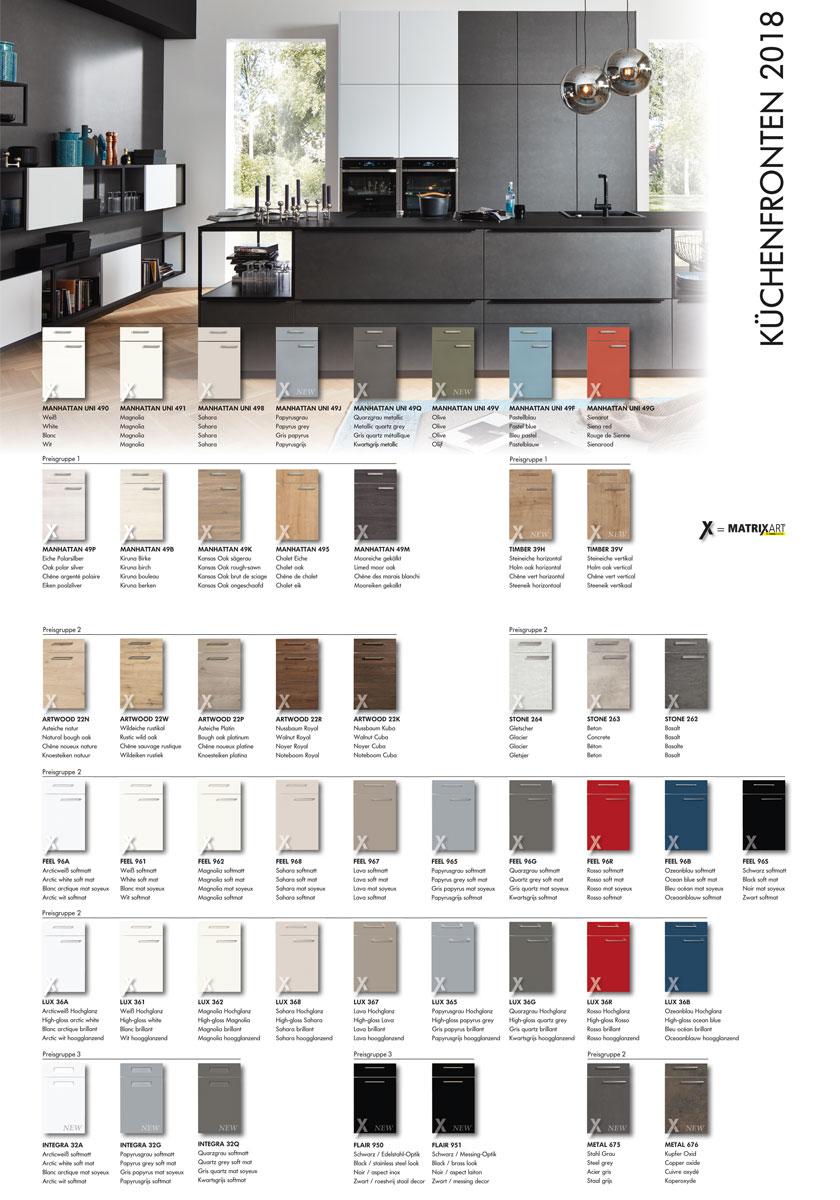 Nolte Küchen: Kataloge und Prospekte