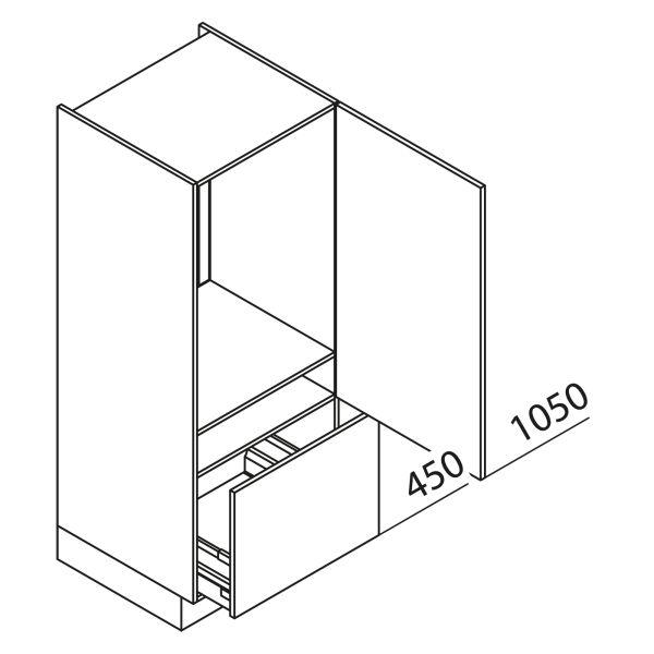 Nolte Küchen Hochschrank Geräteschrank GKA150-88-01