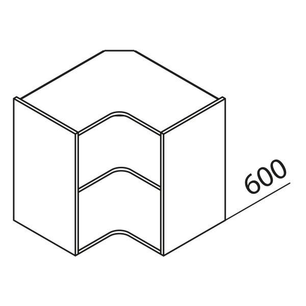 Eck-Wandregal HER65-60