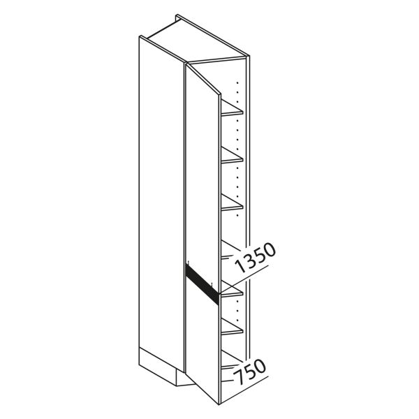 Nolte Küchen Hochschrank Diagonalschrank VD30-210