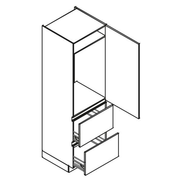 kitchenz k1 Geräteschrank AGI15-103Z2
