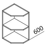 Hängeschrank-Ausgleichsregal Nolte Küchen HRSA30-60