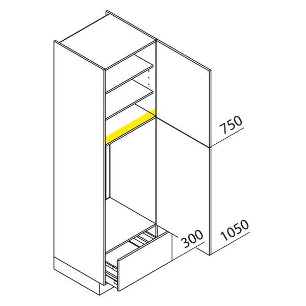 Nolte Küchen Hochschrank Geräteschrank GKA210-103-10