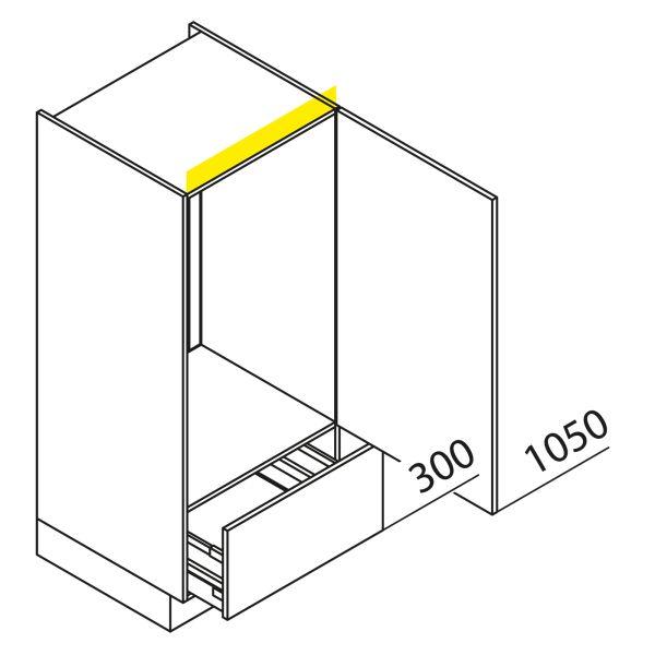 Nolte Küchen Hochschrank Geräteschrank GKA135-103