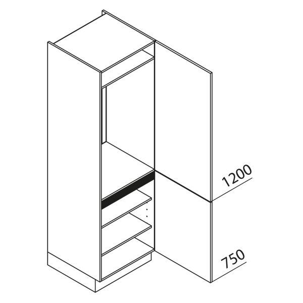 Nolte Küchen Hochschrank Geräteschrank GK195-103