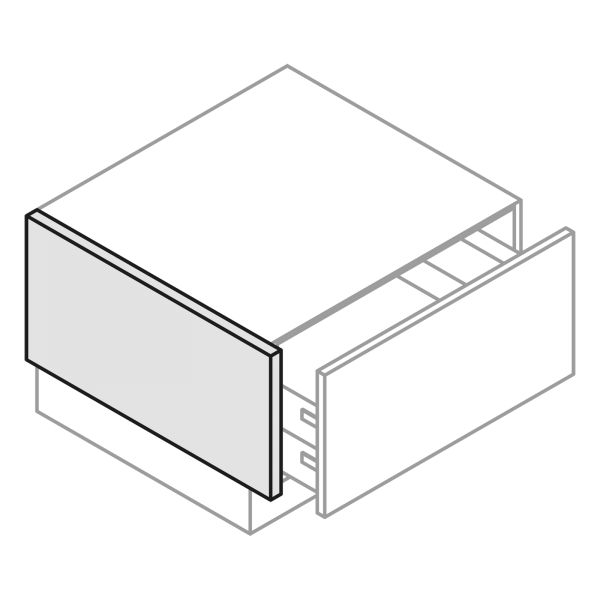 Nolte Küchen Unterschrank Wange Korpushöhe W16-ZE30-75
