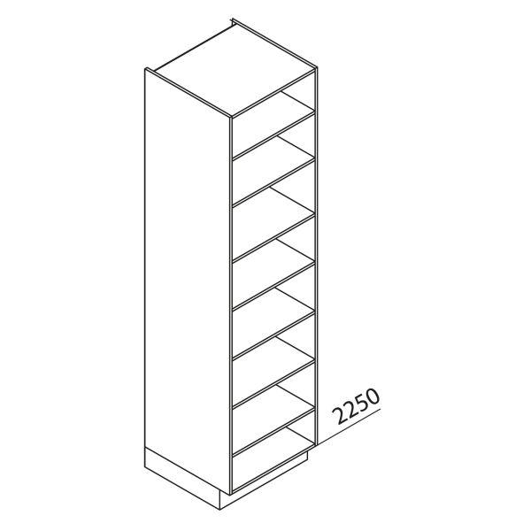 Nolte Küchen Hochschrank Regal SR55-225