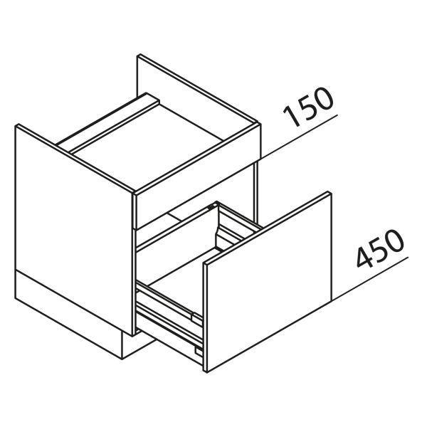 Nolte Küchen Unterschrank Kochstellenschrank KAT100-60-60