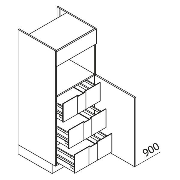 Nolte Küchen Hochschrank Geräteschrank GBI150-2