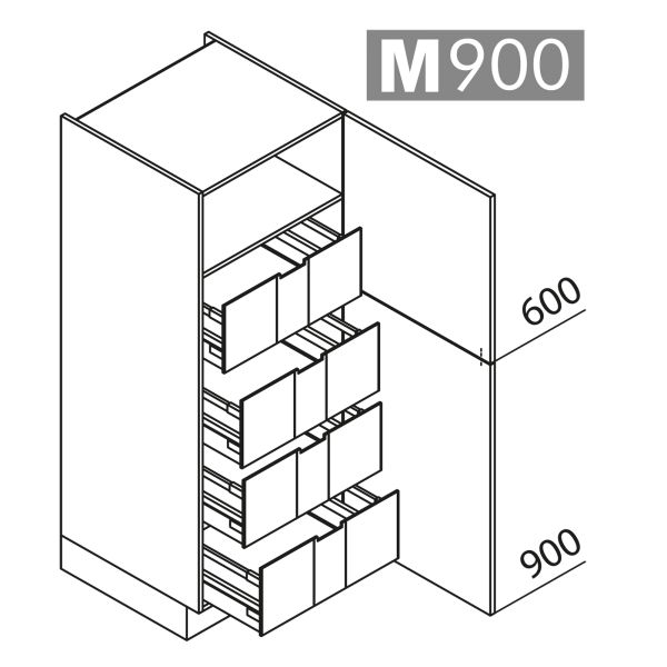 Nolte Küchen Hochschrank VI40-150-U9