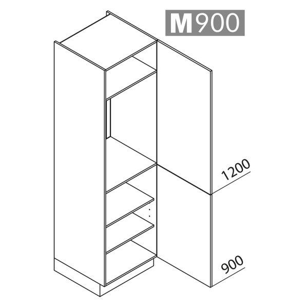 Nolte Küchen Hochschrank Geräteschrank GK210-88-01