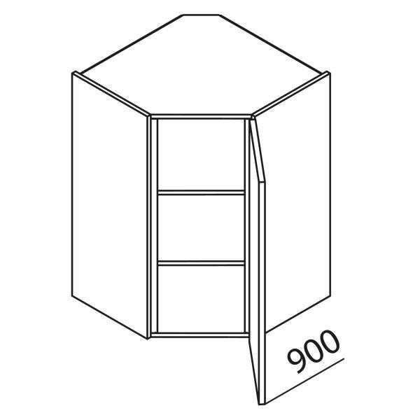 Nolte Küchen Hängeschrank Eckschrank HETE60-90