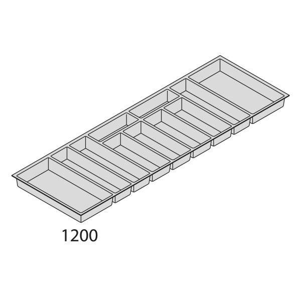 Besteckorganisation Kunststoff BEI120-50