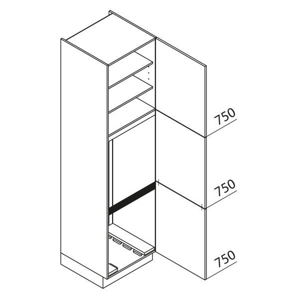 Nolte Küchen Hochschrank Geräteschrank GKU225-140