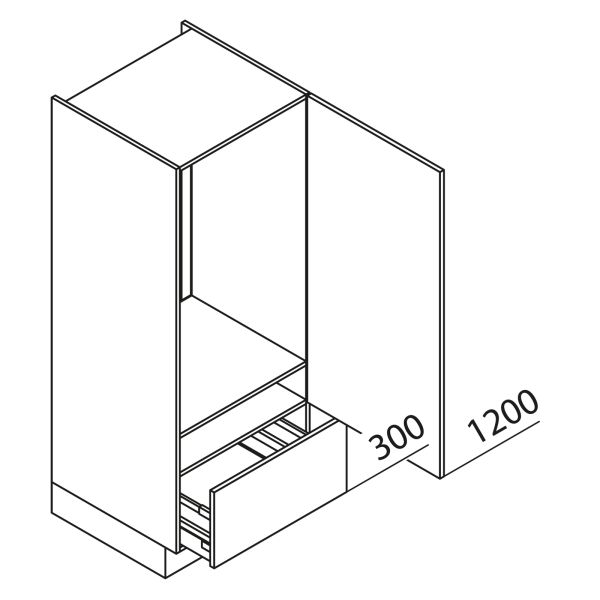 Nolte Küchen Hochschrank Geräteschrank GKA150-103-10