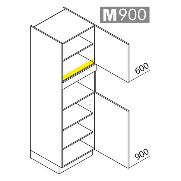 Nolte Küchen Hochschrank Geräteschrank GB195-1