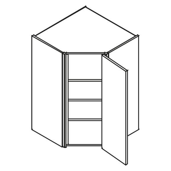 kitchenz k1 Diagonalschrank HED7-060