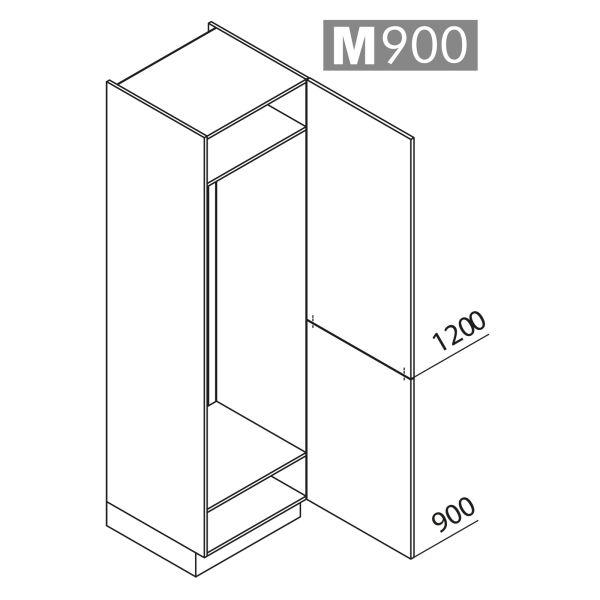 Nolte Küchen Hochschrank Geräteschrank GK210-159-01