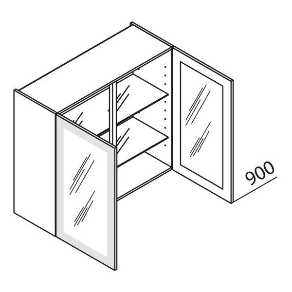 Nolte Küchen Hängeschrank mit Glastüren HVDF100-90