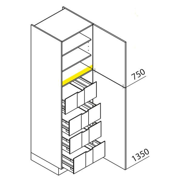 Nolte Küchen Hochschrank VI50-210-H