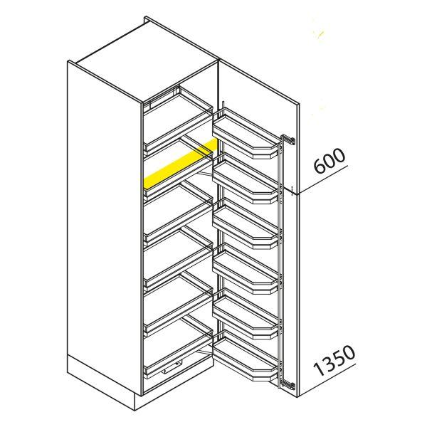 Nolte Küchen Hochschrank VVK60-195-H