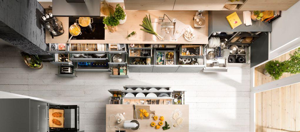 Nolte Küchen Produktinformationen und Planungshilfen