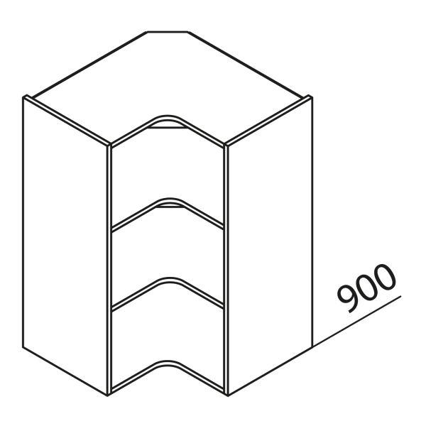 Eck-Wandregal HER65-90
