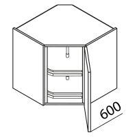 Hängeschrank Eckschrank Nolte Küchen HET60-60