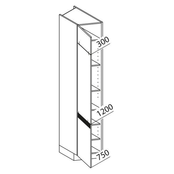 Nolte Küchen Hochschrank Diagonalschrank VD30-225