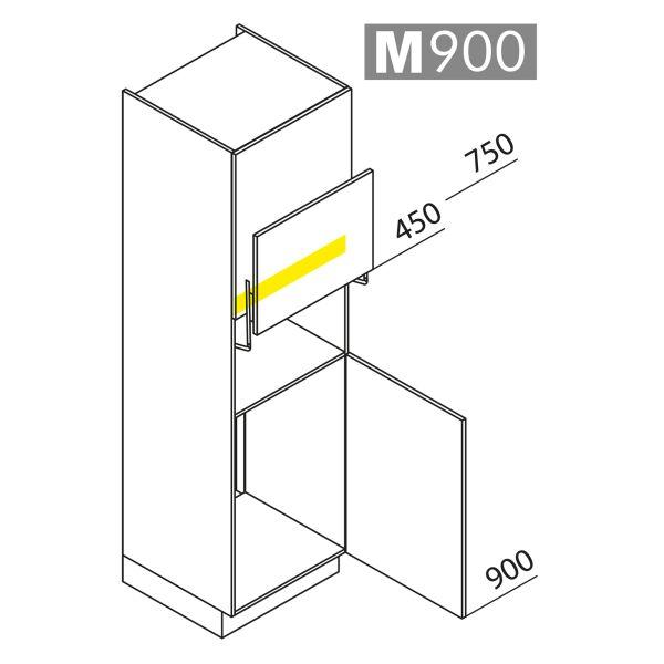 Nolte Küchen Hochschrank Geräteschrank GKL210-88