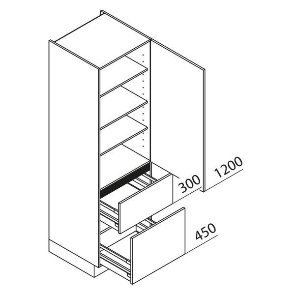 Nolte Küchen Hochschrank VZ60-195