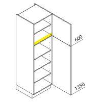 Hochschrank Nolte Küchen V40-195-H