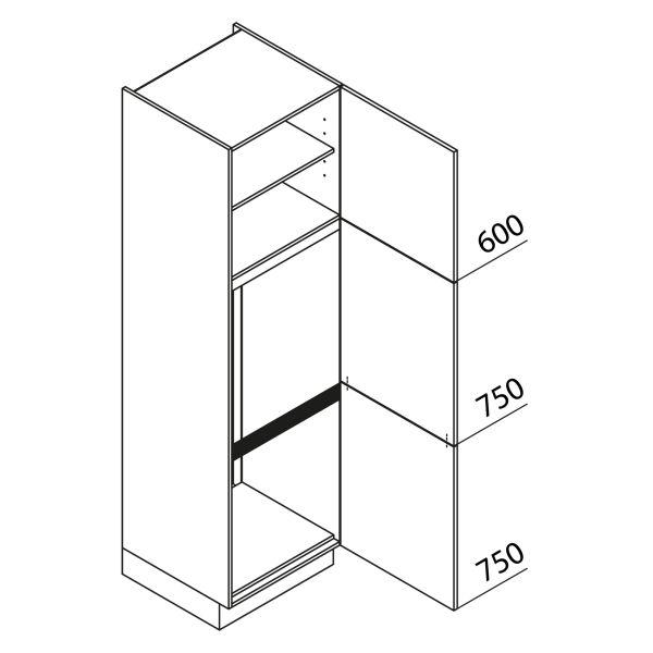 Nolte Küchen Hochschrank Geräteschrank GK210-144
